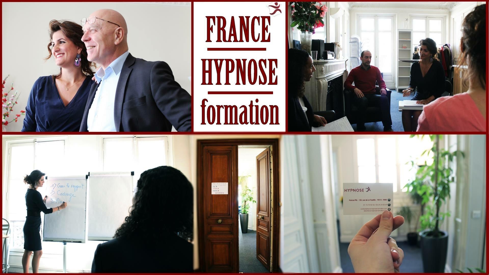 Maître praticien en hypnose début le 30 septembre