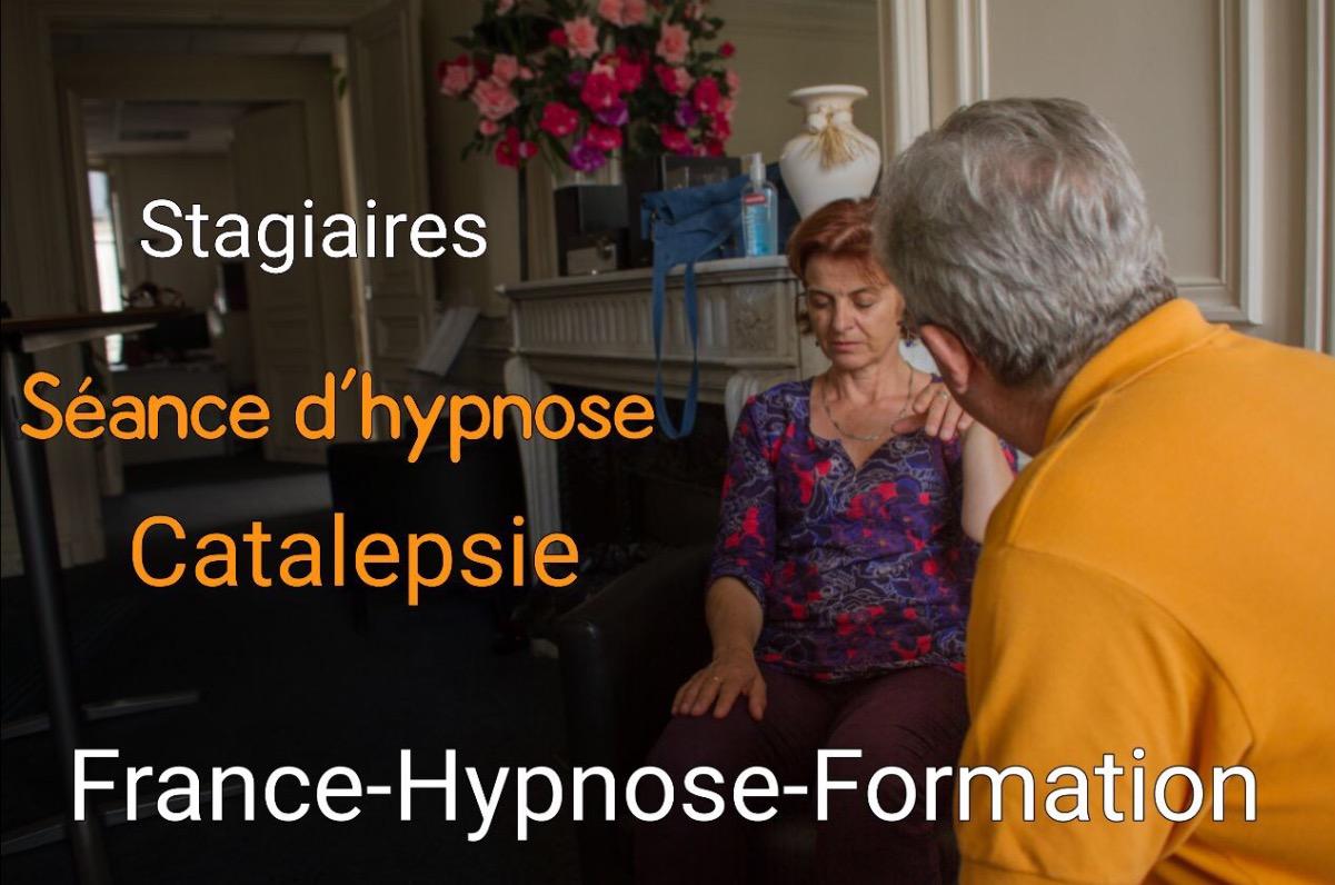 Technicien hypnose (8 jours) début le 6 novembre