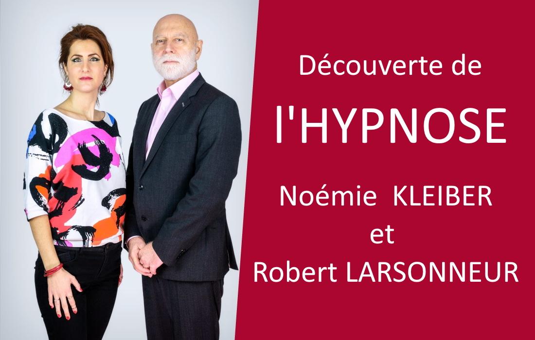 CONFÉRENCE EN LIGNE : DÉCOUVERTE DE L'HYPNOSE.