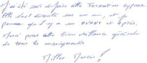témoignage3- France-hypnose-formation