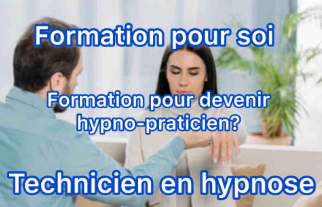 FORMATION TECHNICIEN EN HYPNOSE 24 AVRIL 2021