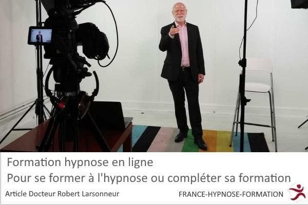 Formations en hypnose en ligne