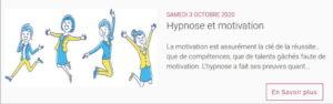 Hypnose et motivation