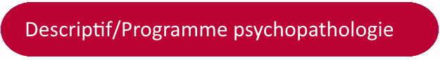 france-Hypnose-Formation : Formation psychopathologie